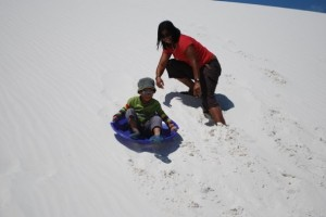 White Sands, Alamogardo, New Mexico